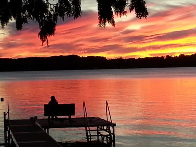 Grandma's Cottage is located on the East Side of Torch Lake.