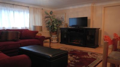 Photo for Beautiful 2 bedroom suite close to all the best sites in Victoria