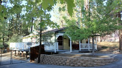 Photo for Sugar Bear Cottage: Adorable Mountain Getaway in the Woods!