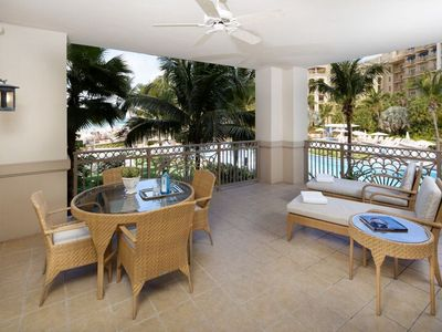Photo for Beautiful Private Residence steps away from 7 Mile Beach located at The Ritz-Carlton