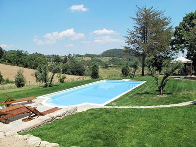 Photo for Vacation home Podere Addobbo  in Roccastrada (GR), Maremma - 10 persons, 4 bedrooms