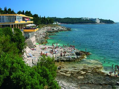 Photo for Well-kept apartment with balcony, 4 km. from touristic Pula