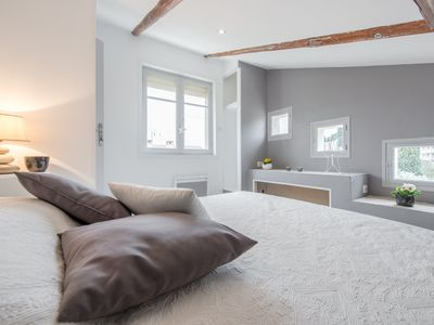Photo for Maison Saint Jérome - Large, independent, very quiet and sunny + swimming pool