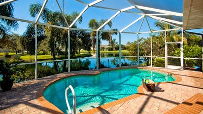 Photo for Paradise Cove - Beautiful Lakeview and Private Pool
