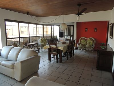 Photo for Beautiful apt duplex penthouse excellent location pool and barbecue