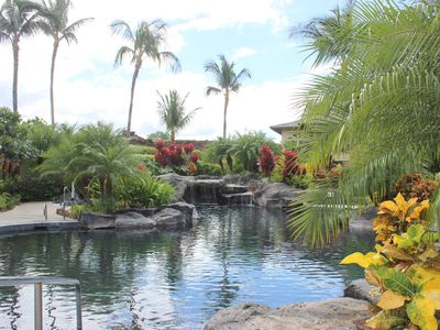 Photo for Tropical Retreat.  Enjoy Private Beach and Championship Golf