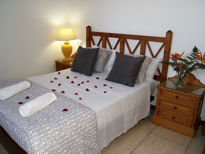 Photo for Chalet Bungalow with sea view