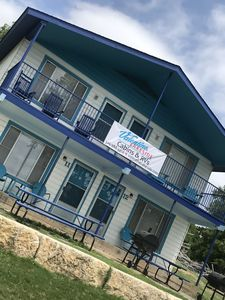 Photo for Pet-friendly suite overlooking lake LBJ