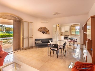 Photo for Cottage Gallinaust 350 meters from the sea and the splendid Gallina beach