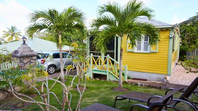 Photo for The Yellow Cabin - Nevis