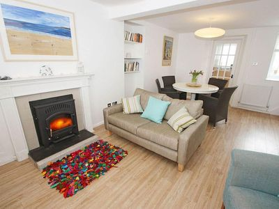 Photo for MAZEY COTTAGE, pet friendly, with open fire in Penzance, Ref 959417