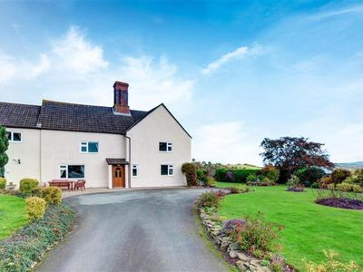 Photo for Cottage in Montgomery, Wales - Mid Wales & Brecon Beacons
