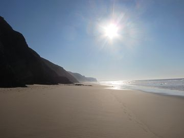Secluded beaches, natural park 'Costa Vicentina', like children, pets, pure nature