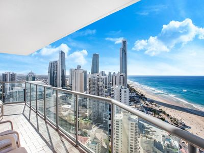 Photo for Luxury Holiday Escape High Above Surfers Paradise