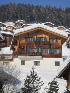 Photo for Grimentz - charming chalet - sleeps 13 in 7 bedrooms