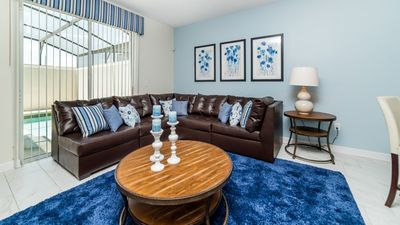 Photo for luxury 4 bed 3 bath townhouse with plunge pool