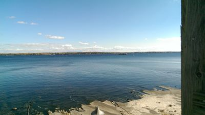 Photo for Quiet Lake Champlain Cottage on Cumberland Head - 1 Bedroom - Value Priced