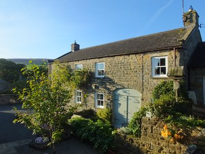 Photo for Barn End Cottage: a cosy 'home from home' for four in West Scrafton, Coverdale