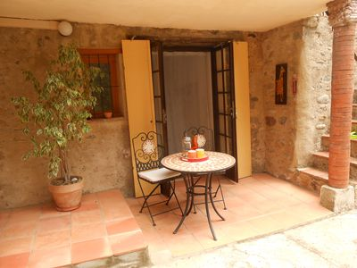 Photo for Award-winning Character Holiday Apartment in a Catalan Farmhouse (Casals)