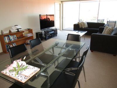 Photo for Centrally located Modern Apartment, includes cleaning and linen