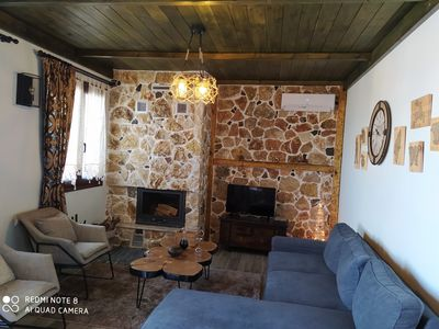 Photo for Rustic House of Emponas-Rhodes