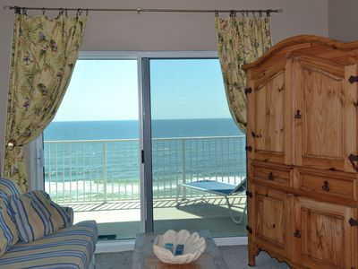 Photo for Tropical Beach Front Condo in Gulf Shores on the 6th Floor!