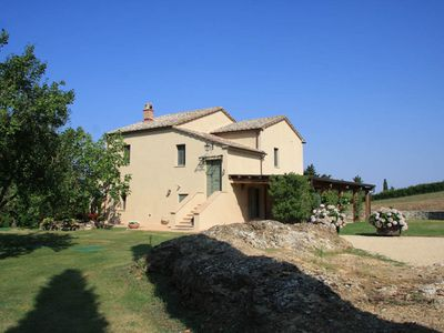 Photo for 3 bedroom Villa, sleeps 6 in San Casciano dei Bagni with Air Con and WiFi
