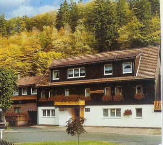 Photo for Apartment Zorge for 2 - 3 people with 1 bedroom - Apartment in one or Mehrfamilienh