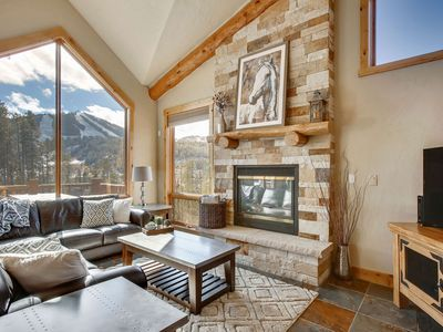 Photo for Grand Mtn Views | Exclusive Neighborhood | Private Hot Tub | Family Luxury!