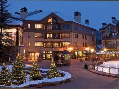 Photo for Beaver Creek Village 2 Br Luxury Condo w/ Hotel Amenities