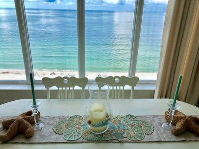 Photo for Regency Isle PH 1205 Spacious Beachfront Penthouse Condo