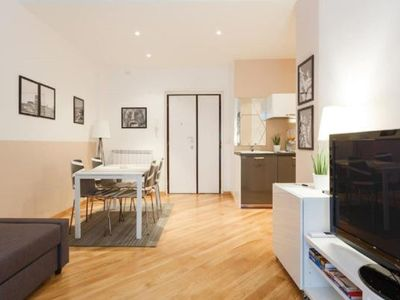 Photo for Holiday apartment Rome for 2 - 4 persons with 1 bedroom - Holiday apartment