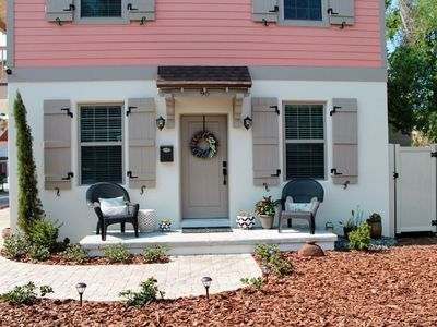 Photo for Heart Of Downtown, Historic St. Augustine, Newer Villa In Lincolnville!