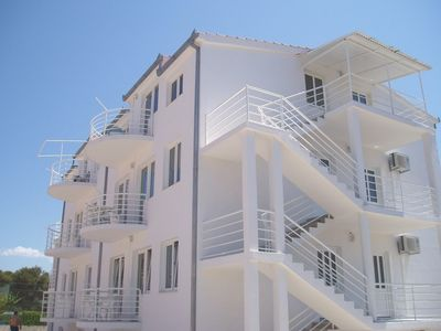 Photo for Apartments Dragica, (9294), Okrug Gornji, island of Ciovo, Croatia