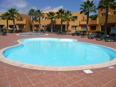 Photo for Comfortable Corralejo home from home in the sun- superb location