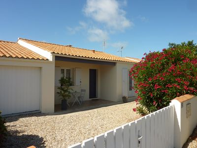Photo for beachfront property in the island of Oleron