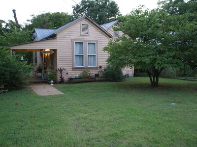 Photo for Dog Friendly 1/1 Amazing Location. One block off Main St. Huge fenced yard