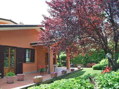 Photo for Independent apartment with garden near Rome