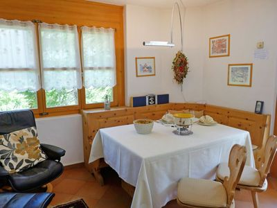 Photo for Apartment Casa La Planüra in Maloja - 4 persons, 1 bedrooms