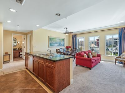 Photo for Lake Las Vegas 2 Bedroom(King size & 2 twin bed) And 2 Bathroom Lake View
