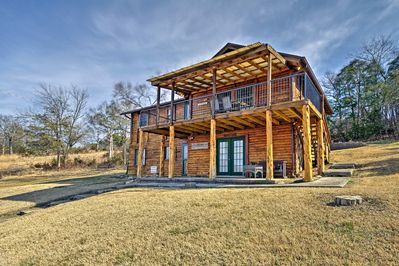 You'll have 6 bedrooms, 4 baths, 2,300 square feet of living space, and a yard!