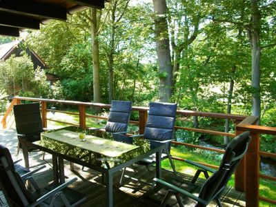 Photo for Vacation home Ferienhaus An der Lachte (SHO110) in Steinhorst - 6 persons, 2 bedrooms