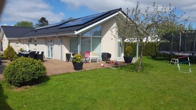 Photo for Large, family house (200 sqm). Quiet but close to Copenhagen