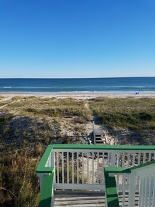Photo for April Only! Book 3 and get 1 night free! BEACHFRONT! Pet friendly! Book now!