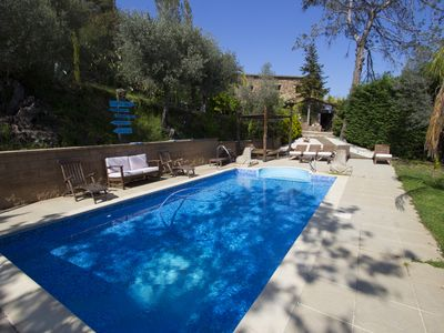 Photo for Catalunya Casas: Wonderful Casa de la Selva for 12 guests, just 22km to the beach!