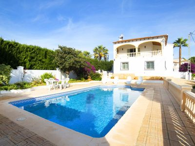 Photo for Vacation home Watsi  in Calpe/ Calp, Costa Blanca - 8 persons, 4 bedrooms
