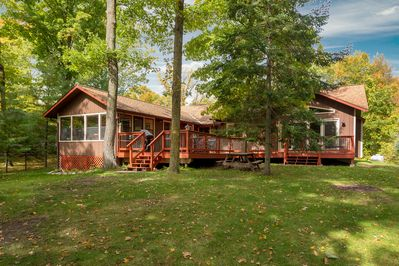 Fabulous Up North And Updated Vacation Home On Mule Lake That Wont Disappoint Longville Beutiful Home Inspiration Ommitmahrainfo