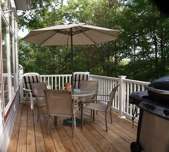 Photo for Plan your fall get away-near Hickory run park for hiking request a qoute Wifi