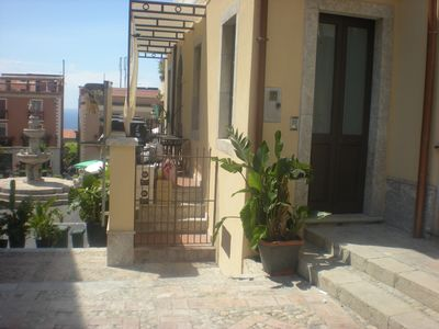 Photo for Casa Elisabetta, Pretty house located in the heart of Taormina center.