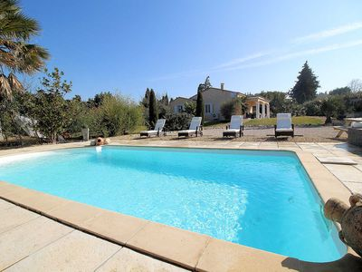 Photo for Charming holiday home with large garden, pool, whirlpool, dog allowed